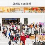 Grand Central Hammerson Birmingham shopping mall
