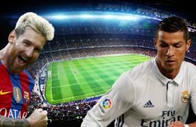 Messi Cristiano