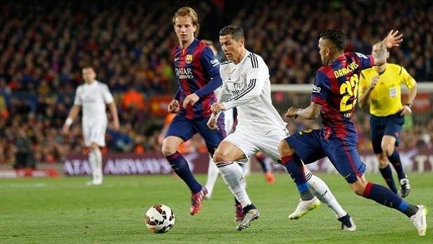 En directo el barcelona gana al real madrid en el gran for Juego de real madrid
