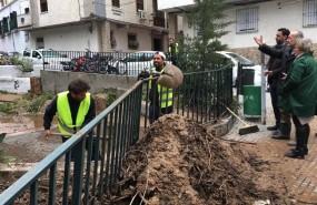 ep alcalde raul jimenez teresa porras visitan zonas afectadas lluvias febrero