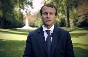 emmanuel macron francia