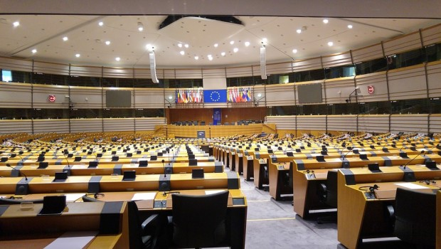 parlamento europeo estrasburgo hemiciclo