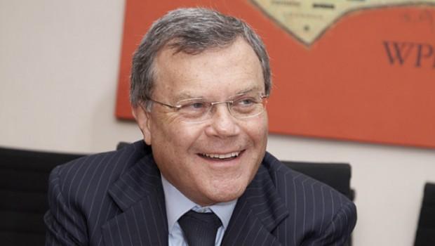 WPP, CEO Martin Sorrell, advertising, marketing, public relations