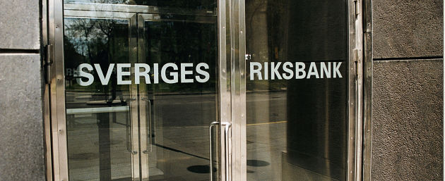Riksbank, Suecia, Sweden, central bank