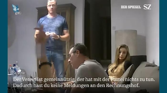 vicecanciller austria dimision