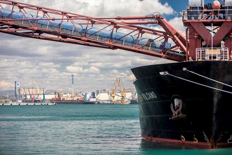 ep vaixell al port de tarragona