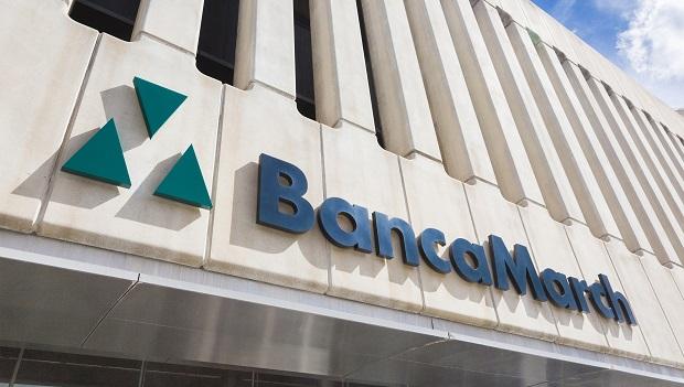 fachada banca march 2