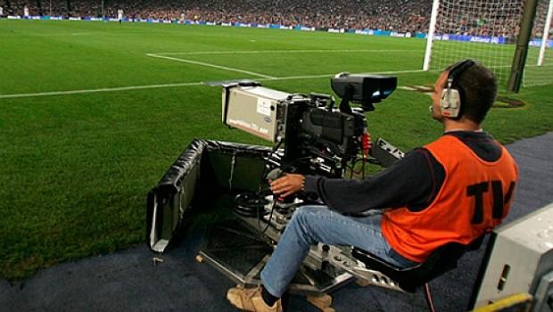 futbol televisión