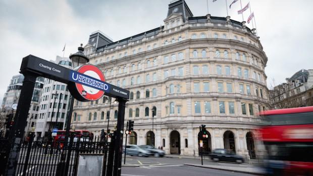 charing cross london tube relx headoffice