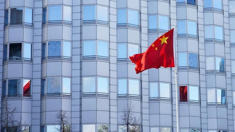 ep imagen de recurso de una bandera china