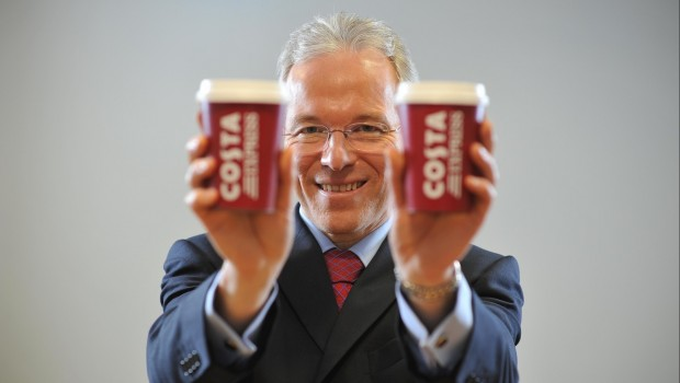 Whitbread chief executive Andy Harrison, Costa Coffee