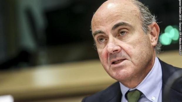 ep economia- guindos bce adviertequebrexit caotico podria amplificar la desaceleracionla eurozona