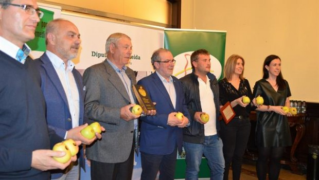 ep entrega del premi internacionalla millor poma golden