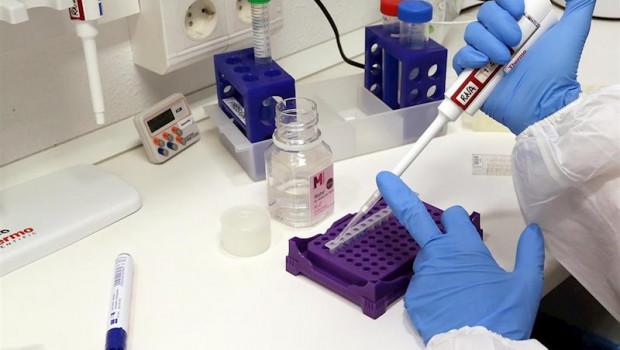 ep pruebas en un laboratorio