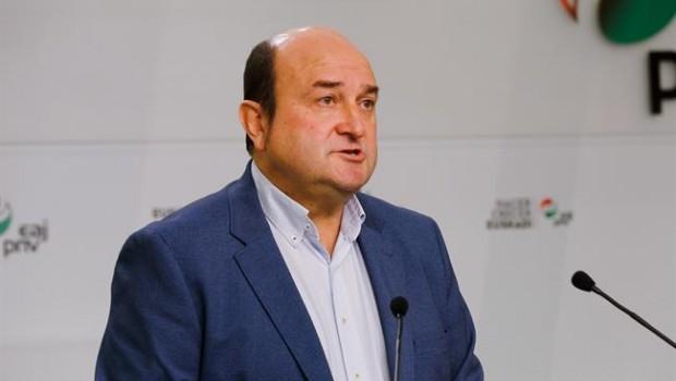 """[PNV] Andoni Ortuzar """"Ofrecemos la posibilidad de un Gobierno de Unidad Constitucional"""" Ep_andoni_ortuzar_20180215093624_620x350"""