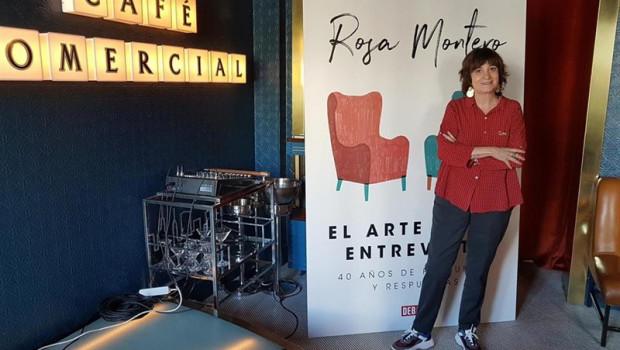 Rosa Montero A 250 Na En Un Libro 40 A 241 Os De Entrevistas Quot No