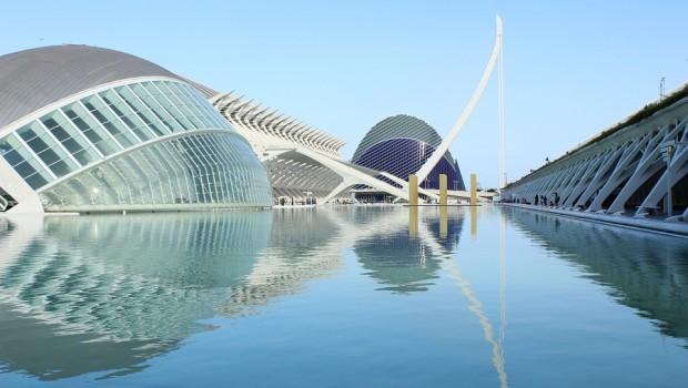 Resultado de imagen de ciudad de las artes y las ciencias
