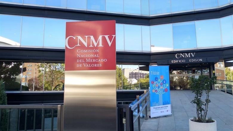 ep edificio sedela comision nacionalmercadovalores cnmv en madrid