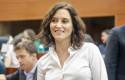 ep la candidatappla presidencia isabel diaz ayuso enasambleamadrid durantedebatesegundo plenosu investidura