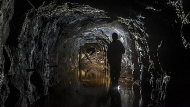 mining undergorund