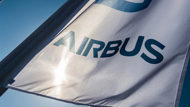 ep imagen de bandera de airbus