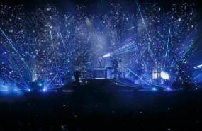 ep jean-michel jarreconcierto santo toribio ano jubilar musica electronica