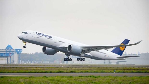Lufthansa encarga 20 Airbus A350 valorados en 6.350 millones de dólares ⋆ Globalnews10