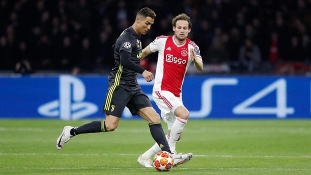 ep football - champions league - ajax v juventus