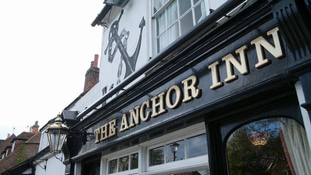 The Anchor Inn Enterprise Inns pub