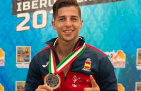 ep karateca espanol sergio galan conorocampeonato iberoamericano 2019