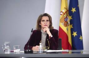ep archivo - la vicepresidenta cuarta y ministra de transicion ecologica y reto demografico teresa