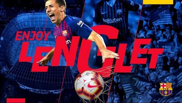 ep clement lenglet nuevo jugadorfc barcelona