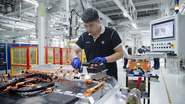 ep produccion de baterias para coches electricos en tiexi china
