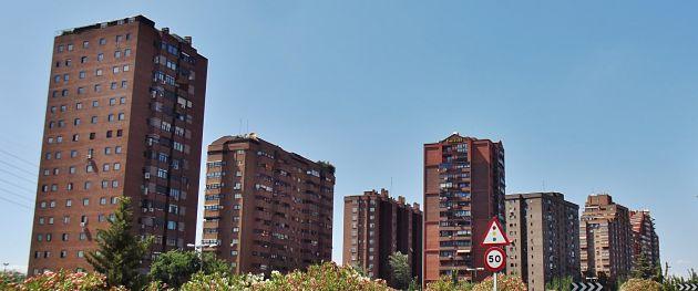 Bloques de viviendas