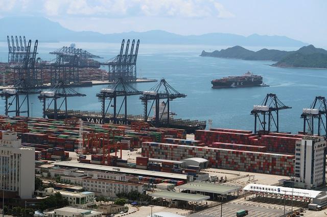 shipping commerce mondial ocde