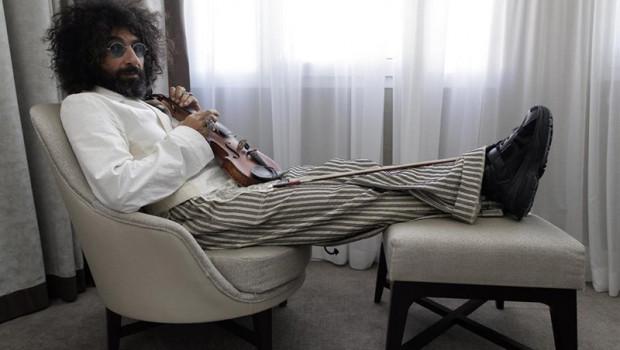 ep violinista ara malikian presentadisco royal garage ygira mundial