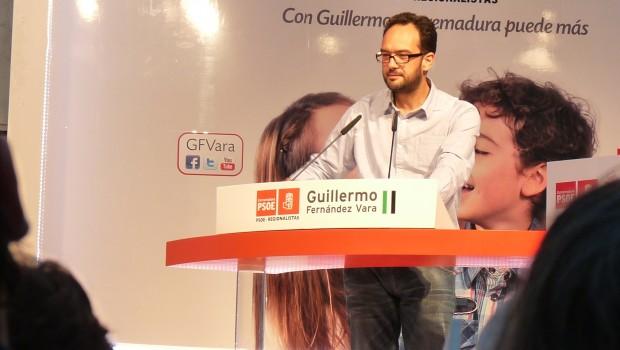 Antonio Hernando, PSOE, portavoz