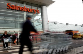 Sainsburys store, retail, supermarkets, Sainsbury's