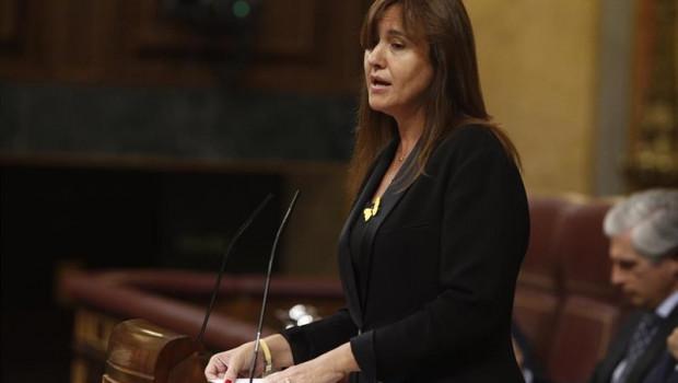 """Borrás cree """"muy difícil"""" que JxCat pueda cambiar este jueves su voto contra la investidura de Sá"""