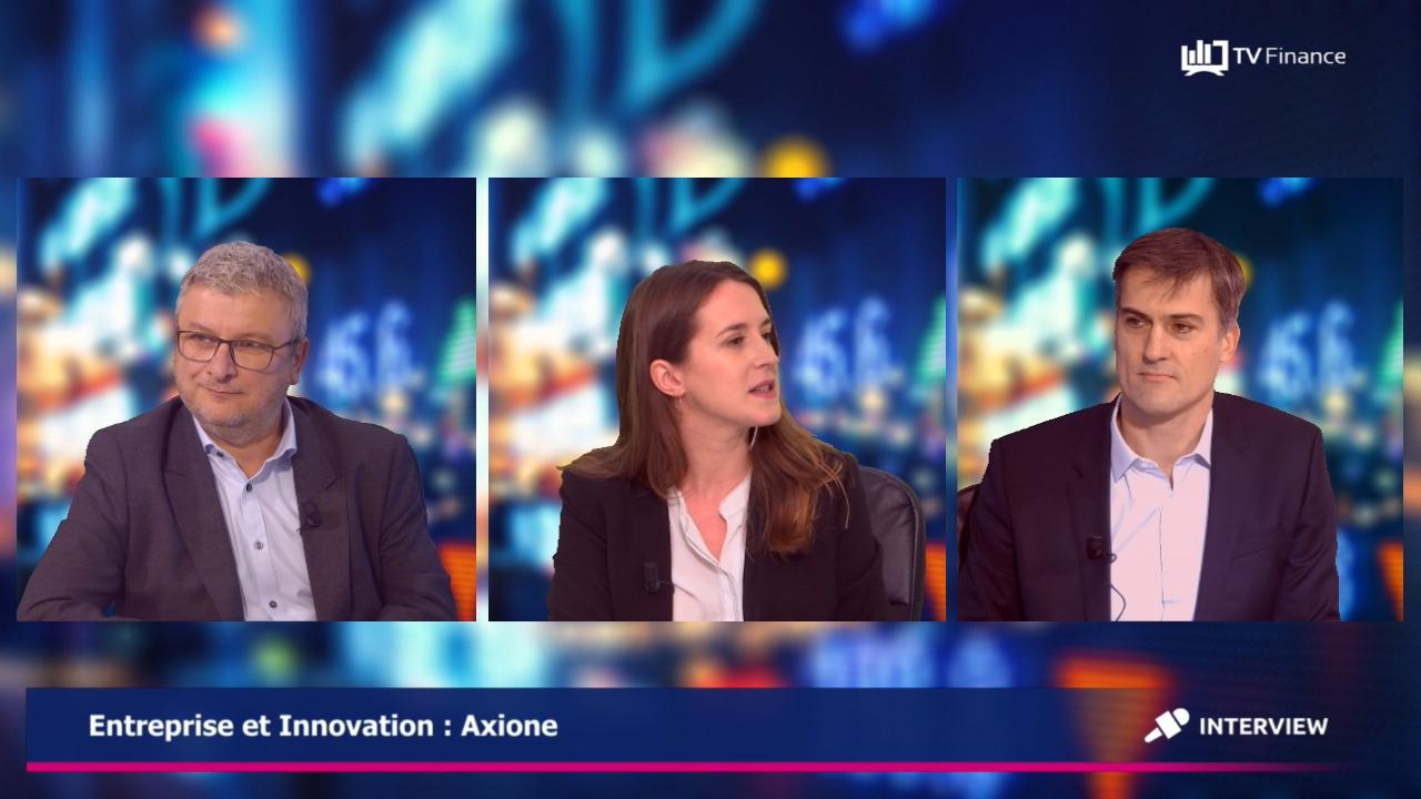 Axione, Xavier De Plinval et Patrick Pedron : « L'innovation au service de l'aménagement numé