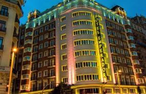 hotel, madrid