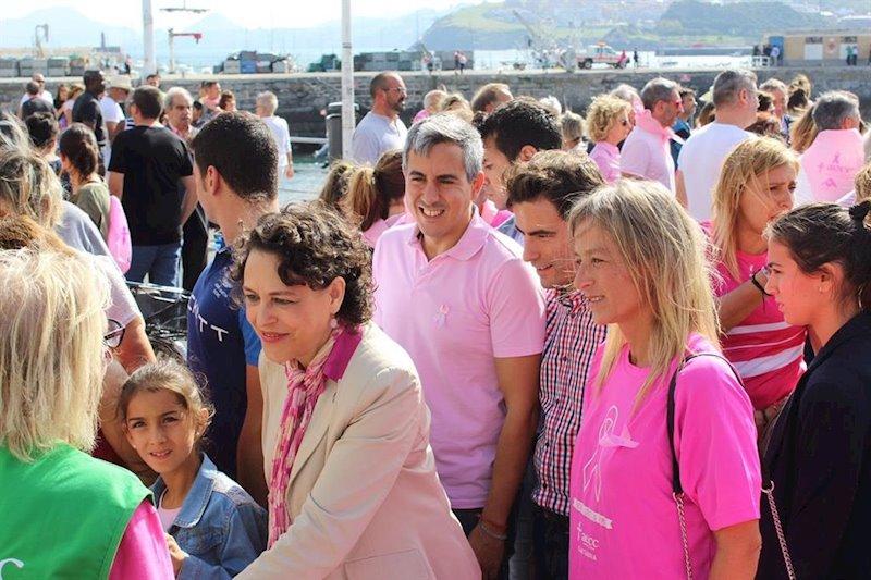 """10N.- Valerio pide """"compatibilizar"""" pluralidad y estabilidad y reafirma apuesta de PSOE por sanidad"""