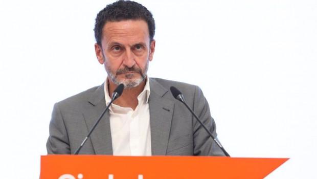 ep el candidato de ciudadanos cs a la presidencia de la comunidad de madrid edmundo bal interviene