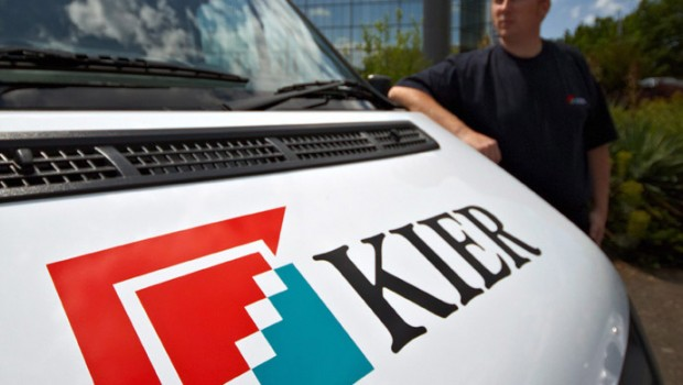 Kier reveals new chairman as half-year profit rises