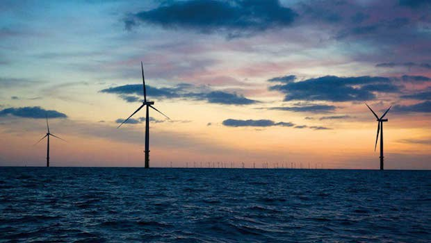 wind farm offshore green energy