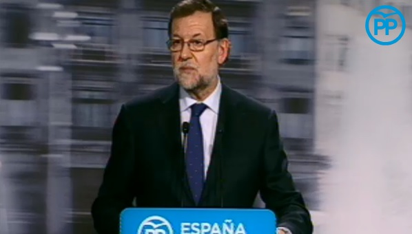 Rajoy PP