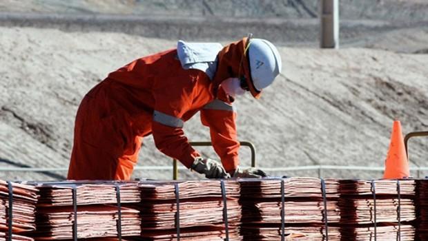 antofagasta copper mining miners