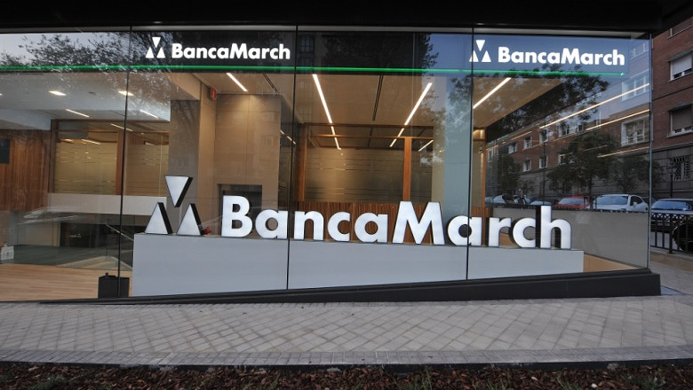 banca march oficina nueva
