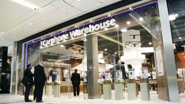 Dixons Carphone sprints for exit from United States venture