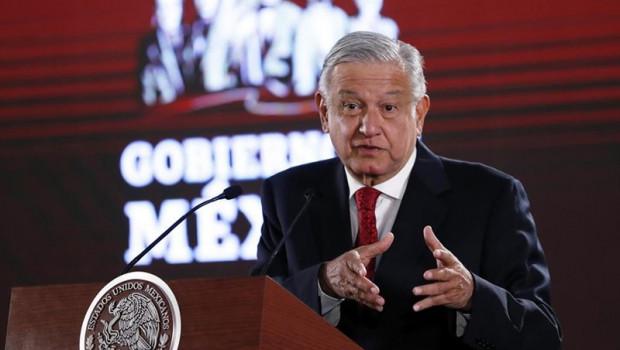 ep obrador daily press conference in mexico city